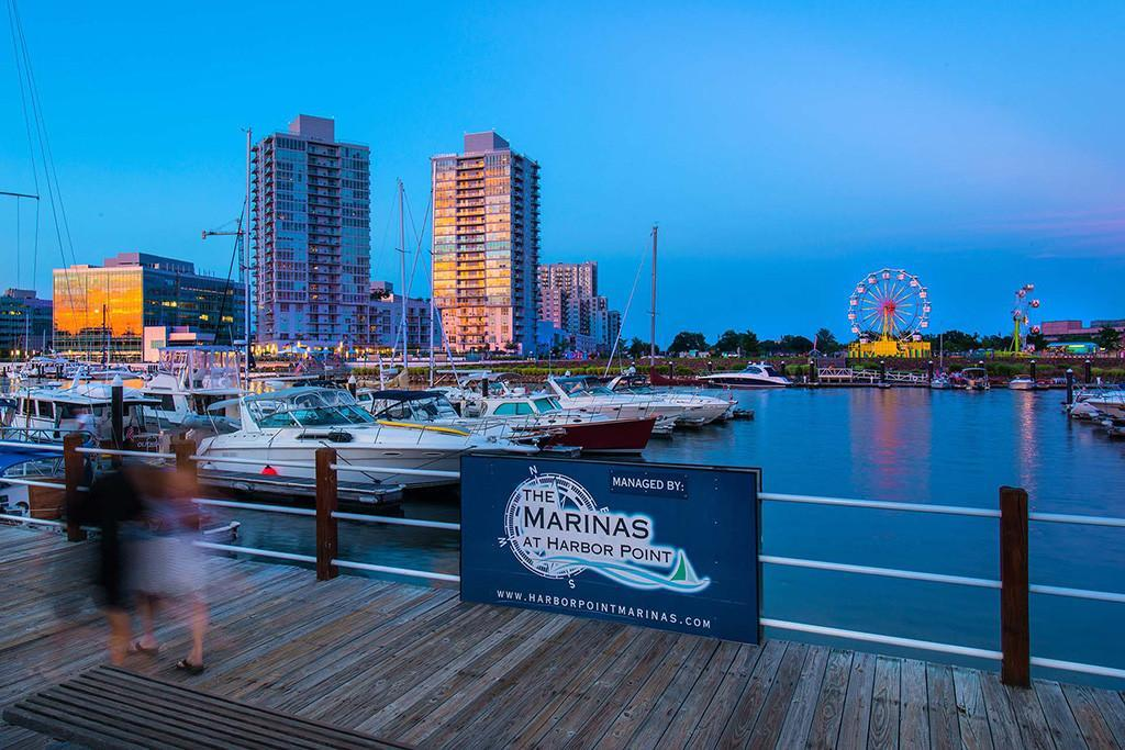 Harbor Point West/Stamford Landing Marina