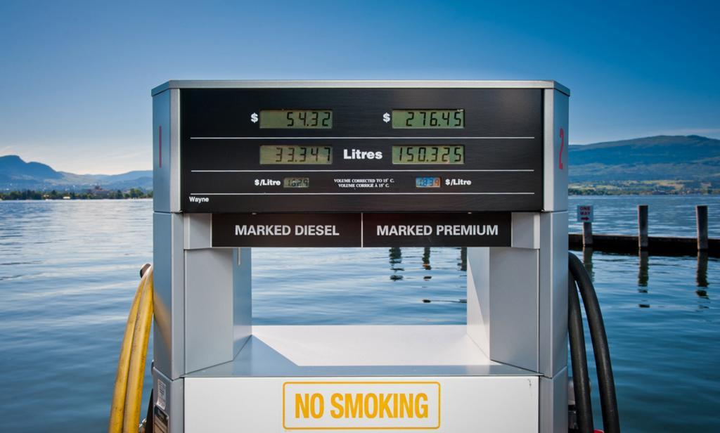 Amenities | Harbor Point Marinas